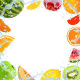 Fruit background Stock Images