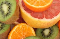 Fruit Background Stock Photography