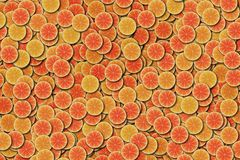 Fruit background design Stock Images