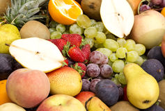Fruit background Royalty Free Stock Photography