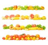 Fruit backgrounds Royalty Free Stock Image