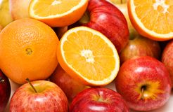 Fruit Backround Royalty Free Stock Image