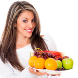Fruit based diet Royalty Free Stock Images