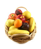 Fruit Basket 1 Stock Photos