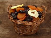 Fruit-basket Royalty Free Stock Photography