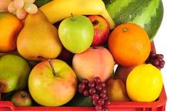 Fruit basket Royalty Free Stock Photography