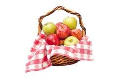 Fruit basket Royalty Free Stock Images