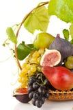 Fruit basket. Royalty Free Stock Photo