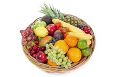 Free Fruit Basket Royalty Free Stock Images - 27078049