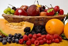 Free Fruit Basket Royalty Free Stock Photography - 4232397