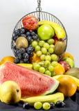 Fruit Basket Stock Images
