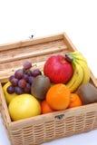 Fruit basket Stock Photos