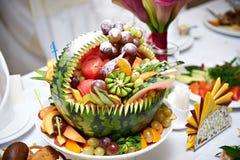 Fruit basket Royalty Free Stock Photo