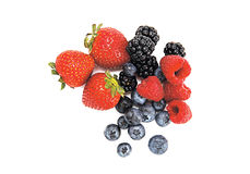 Fruit berries Royalty Free Stock Photos