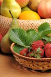 Fruit and berries. Royalty Free Stock Images