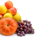 Fruit and berries Royalty Free Stock Images