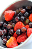 Fruit and berry Royalty Free Stock Photos