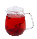 Fruit berry green tea Stock Images