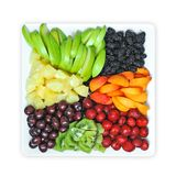Fruit and berry mix Stock Photography