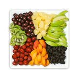 Fruit and berry mix Royalty Free Stock Image