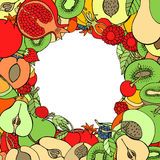 Fruit and berry Royalty Free Stock Photography
