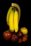 Fruit On Black Royalty Free Stock Image