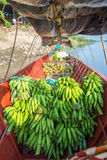 Fruit on a Boat Royalty Free Stock Images