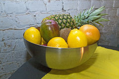 Fruit bole. View of some fruit bole on a table Royalty Free Stock Image