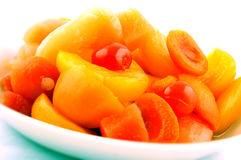Fruit Bowl. Mixed Fruit in a bowl Royalty Free Stock Image