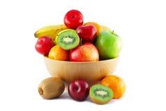 Fruit bowl Stock Image