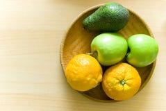 Free Fruit Bowl Royalty Free Stock Image - 2714116
