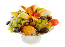 Fruit bowl Stock Image