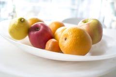 Fruit Bowl Royalty Free Stock Photos