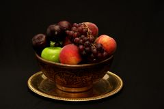 Fruit Bowl II Royalty Free Stock Photos