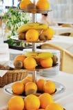 Fruit bowls Royalty Free Stock Image