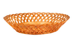 FRuit or bread basket Stock Photography