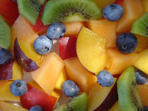 Fruit Breakfast Stock Photography