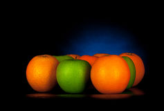 Fruit brigade Stock Photography
