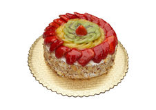 Fruit Cake Royalty Free Stock Photography