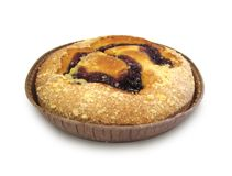 Fruit cake. Royalty Free Stock Images