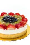 Fruit cake Royalty Free Stock Image