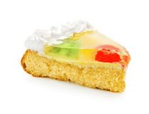 Fruit cake Royalty Free Stock Photo