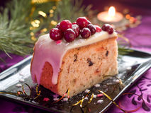 Free Fruit Cake Royalty Free Stock Photo - 33305035