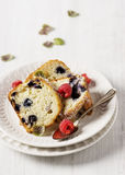 Fruit Cake Stock Photos