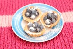 Fruit Cakes Royalty Free Stock Image