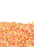 Fruit candies pattern for background Stock Photography