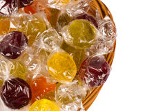 Fruit candy Stock Photography