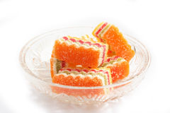 Fruit candy Royalty Free Stock Photography