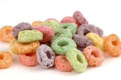 Fruit Cereal Stock Photography