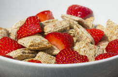 Fruit and Cereal Stock Photo